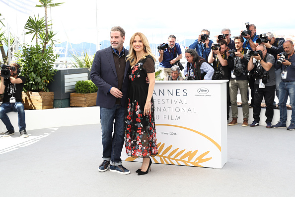 "Tristan Fewings「""Rendezvous With John Travolta - Gotti"" Photocall - The 71st Annual Cannes Film Festival」:写真・画像(17)[壁紙.com]"