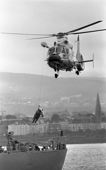 City Life「RNLI Medical Exercise: Irish Air Corps and the Irish Navy 1988」:写真・画像(15)[壁紙.com]