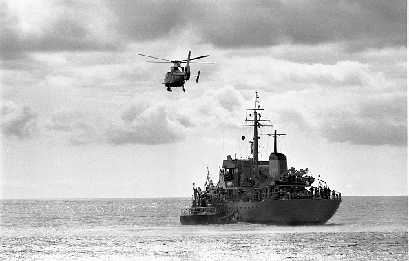City Life「RNLI Medical Exercise: Irish Air Corps and the Irish Navy 1988」:写真・画像(14)[壁紙.com]