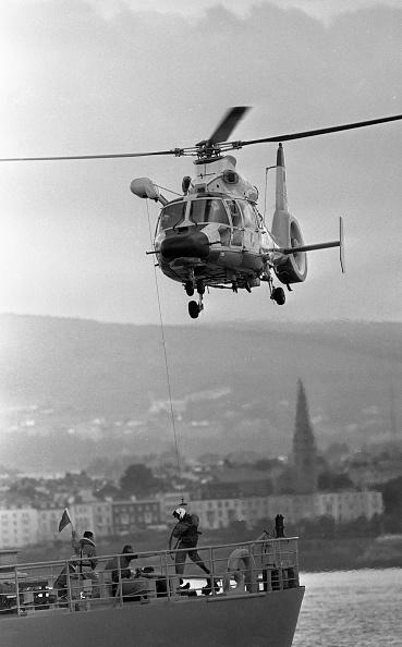 Wind「RNLI Medical Exercise: Irish Air Corps and the Irish Navy 1988」:写真・画像(13)[壁紙.com]