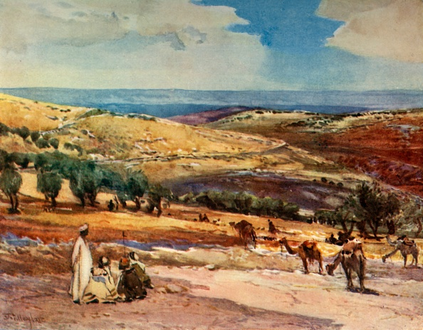 Horizon「On The Road From Jerusalem To Bethany」:写真・画像(7)[壁紙.com]