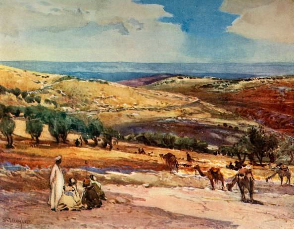 Horizon「On The Road From Jerusalem To Bethany」:写真・画像(5)[壁紙.com]