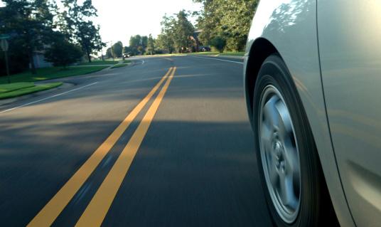Dividing Line - Road Marking「On the Road」:スマホ壁紙(11)
