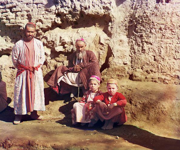 Samarkand「Sart Men And Boys」:写真・画像(4)[壁紙.com]
