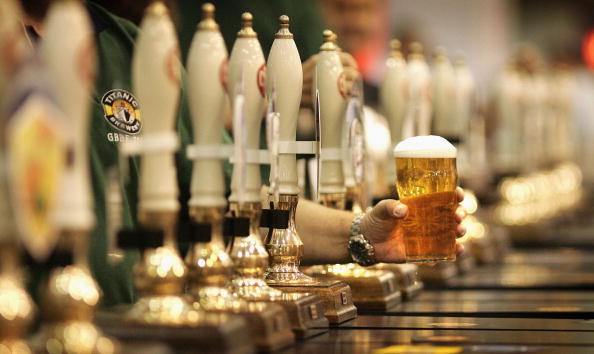 Pint Glass「Vintage Brewers Join The Great British Beer Festival」:写真・画像(0)[壁紙.com]