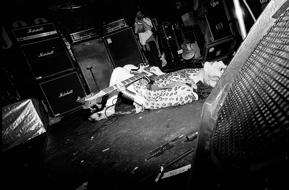 Amplifier「Manic Street Preachers London 1991」:写真・画像(1)[壁紙.com]