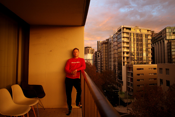 Apartment「Portraits Of Isolation: Australians At Home During Coronavirus Pandemic」:写真・画像(14)[壁紙.com]