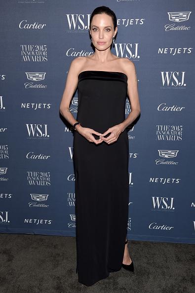 Angelina Jolie「WSJ. Magazine 2015 Innovator Awards - Arrivals」:写真・画像(15)[壁紙.com]