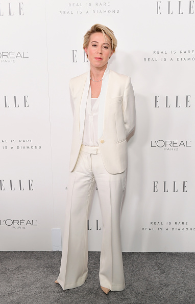 Arts Culture and Entertainment「ELLE's 24th Annual Women in Hollywood Celebration presented by L'Oreal Paris, Real Is Rare, Real Is A Diamond and CALVIN KLEIN - Arrivals」:写真・画像(12)[壁紙.com]