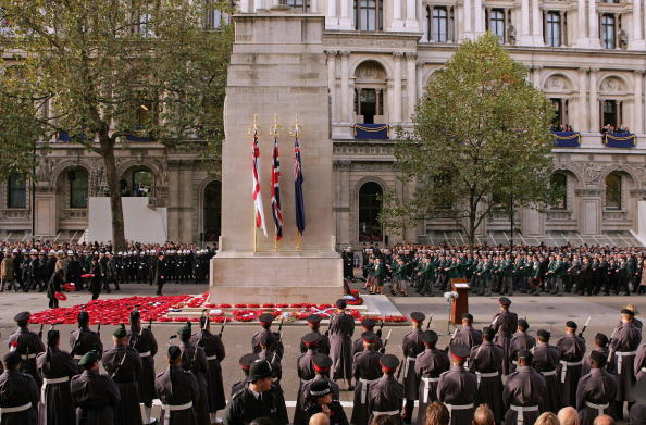 Cenotaph「Armistice Day Remembered」:写真・画像(5)[壁紙.com]