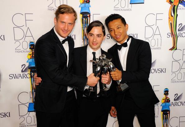 CFDA Fashion Awards「2011 CFDA Fashion Awards - Winner's Walk」:写真・画像(5)[壁紙.com]