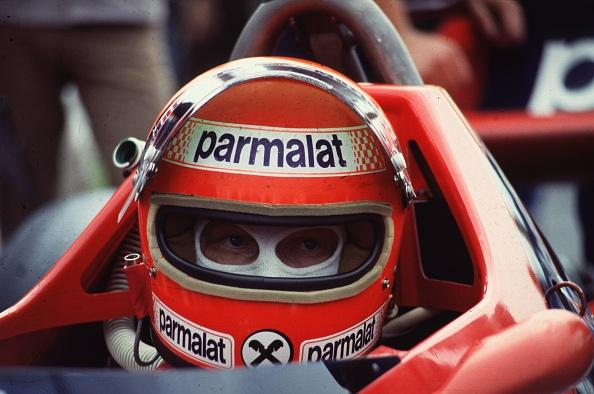 Sports Helmet「Niki Lauda」:写真・画像(9)[壁紙.com]