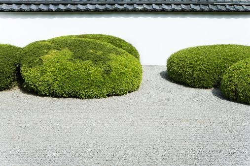 Japanese Rock Garden「Japanese zen garden」:スマホ壁紙(14)