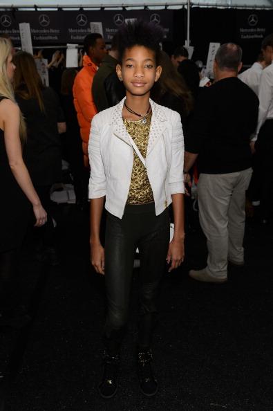 Spiked「Michael Kors - Backstage - Fall 2013 Mercedes-Benz Fashion Week」:写真・画像(16)[壁紙.com]