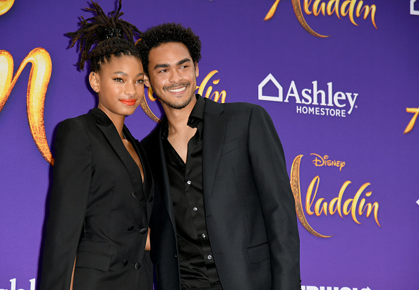 "El Capitan Theatre「Premiere Of Disney's ""Aladdin"" - Red Carpet」:写真・画像(16)[壁紙.com]"