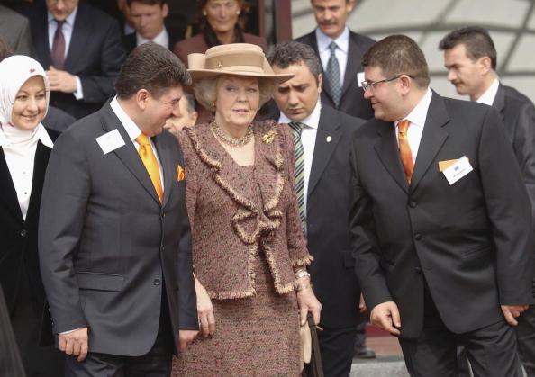 Dutch Royalty「Dutch Royal Family State Visit To Turkey - Kayseri」:写真・画像(6)[壁紙.com]