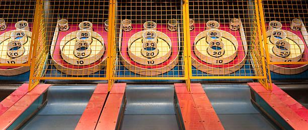 Skee ball panorama (XXL):スマホ壁紙(壁紙.com)