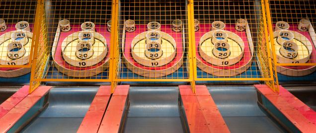 Leisure Games「Skee ball panorama (XXL)」:スマホ壁紙(14)