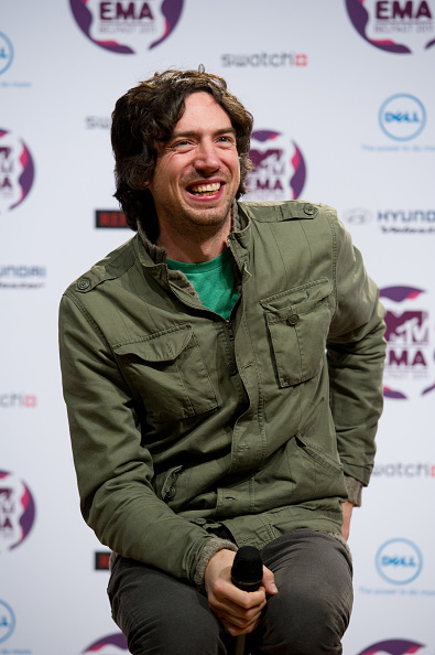 Ian Gavan「MTV Europe Music Awards 2011 - Press Conference」:写真・画像(11)[壁紙.com]