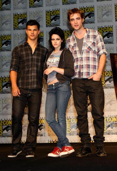 "Comic con「Summit Entertainment At Comic-Con - ""The Twilight Saga: New Moon"" Summit Entertainment Panel」:写真・画像(13)[壁紙.com]"