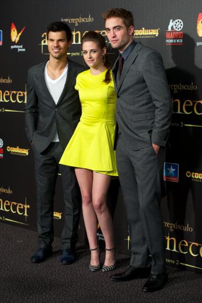 Robert Pattinson「'Breaking Dawn - Part 2' Madrid Premiere」:写真・画像(15)[壁紙.com]