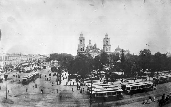 Cityscape「Mexico City」:写真・画像(1)[壁紙.com]