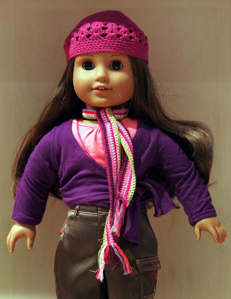 Tim Boyle「New American Girl Doll Stirs Controversy With Mexican-Americans」:写真・画像(12)[壁紙.com]