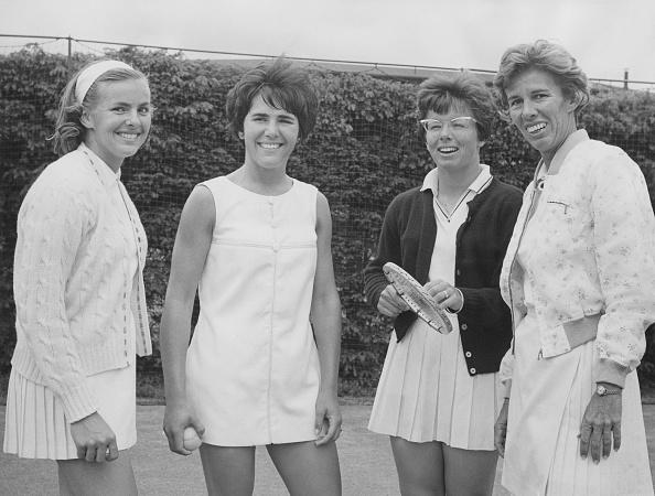 テニス「Wightman Cup Team」:写真・画像(16)[壁紙.com]
