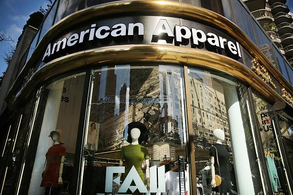 アメリカンアパレル「American Apparel Files For Bankruptcy Protection」:写真・画像(11)[壁紙.com]