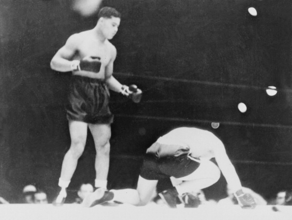 Boxer Joe Louis「Boxkampf」:写真・画像(16)[壁紙.com]