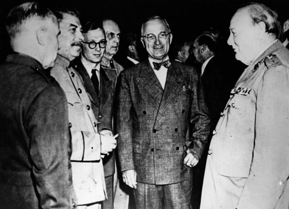 US President「Potsdam Meeting」:写真・画像(5)[壁紙.com]