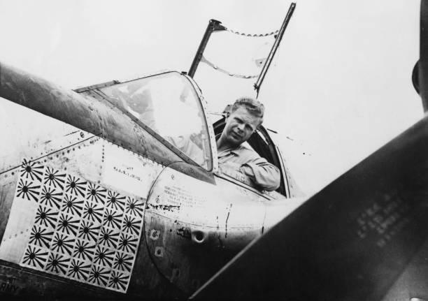 飛行機「Richard Bong」:写真・画像(2)[壁紙.com]