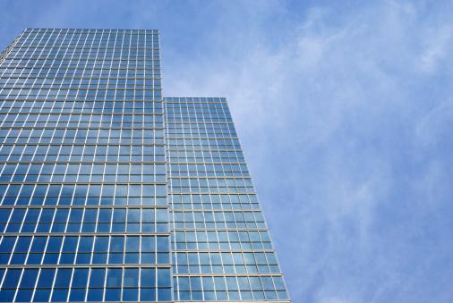 Postmodern「Large Skyscraper」:スマホ壁紙(7)