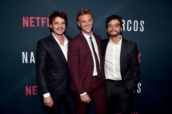 季節「Premiere Of Netflix's 'Narcos' Season 2 - Red Carpet」:写真・画像(7)[壁紙.com]