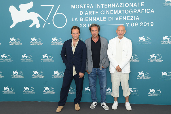 """The New Pope「""""The New Pope"""" Photocall - The 76th Venice Film Festival」:写真・画像(18)[壁紙.com]"""
