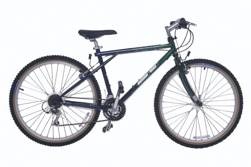 自転車「Mountain bike」:スマホ壁紙(13)