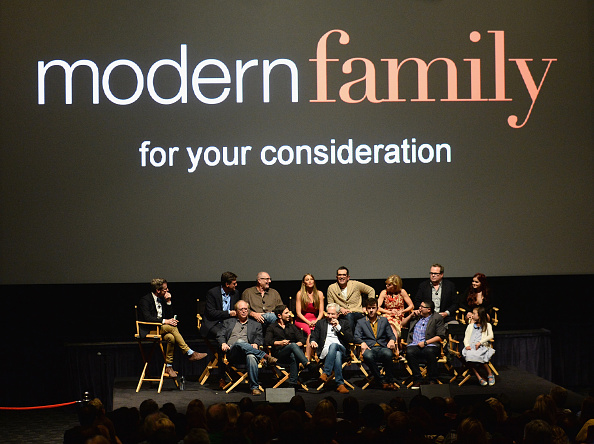 """Modern Family - Television Show「ABC's """"Modern Family"""" ATAS Emmy Event - Q&A」:写真・画像(12)[壁紙.com]"""