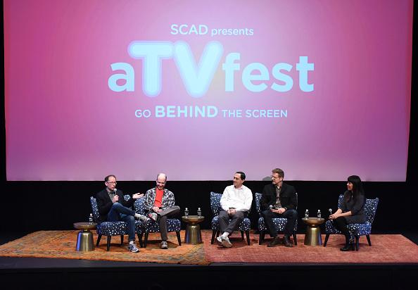 David Keeler「SCAD Presents aTVfest 2016 - Day 1」:写真・画像(8)[壁紙.com]