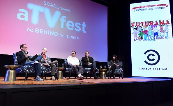 David Keeler「SCAD Presents aTVfest 2016 - Day 1」:写真・画像(7)[壁紙.com]