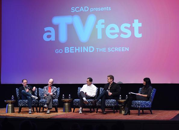 David Keeler「SCAD Presents aTVfest 2016 - Day 1」:写真・画像(10)[壁紙.com]