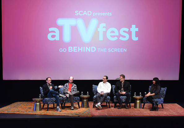 David Keeler「SCAD Presents aTVfest 2016 - Day 1」:写真・画像(2)[壁紙.com]