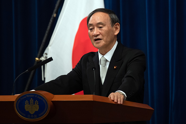 Prime Minister「Yoshihide Suga Announced New Prime Minister Of Japan」:写真・画像(3)[壁紙.com]