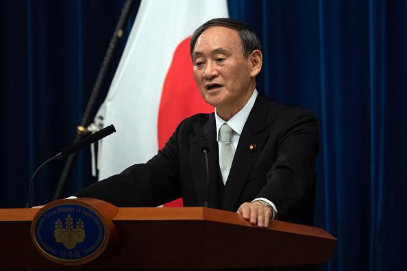 Politics「Yoshihide Suga Announced New Prime Minister Of Japan」:写真・画像(3)[壁紙.com]