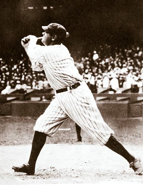 Baseball - Sport「Babe Ruth American Baseball Player circa 1914-circa 1935」:写真・画像(12)[壁紙.com]