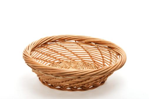 籠「Bamboo basket」:スマホ壁紙(12)