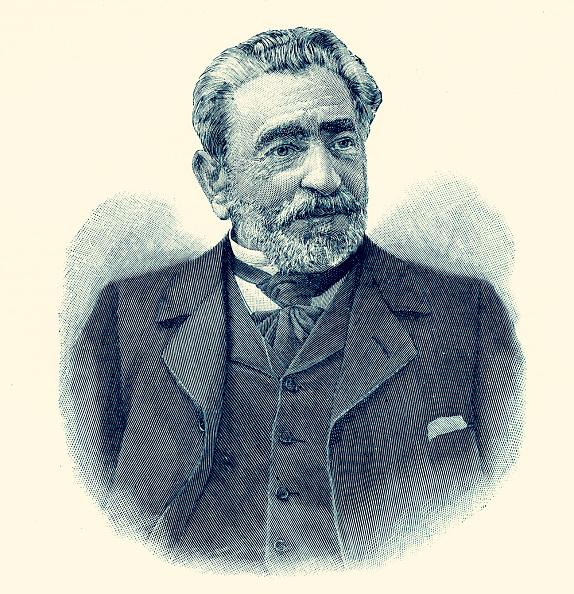 1900「Senor Sagasta, Spanish Prime Minister, 1870 - 1902」:写真・画像(4)[壁紙.com]