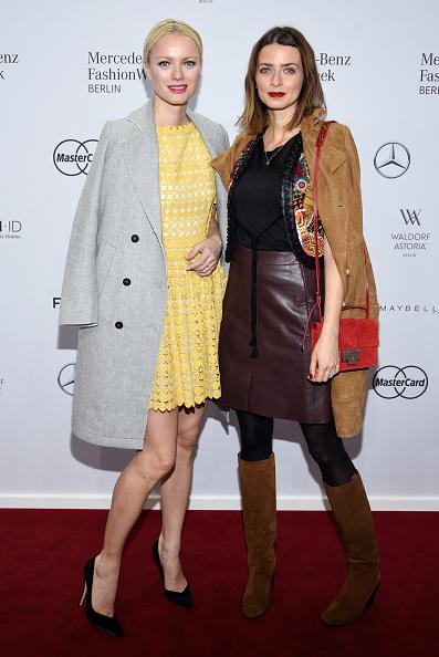 Black Shoe「Dimitri Arrivals - Mercedes-Benz Fashion Week Berlin Autumn/Winter 2016」:写真・画像(10)[壁紙.com]