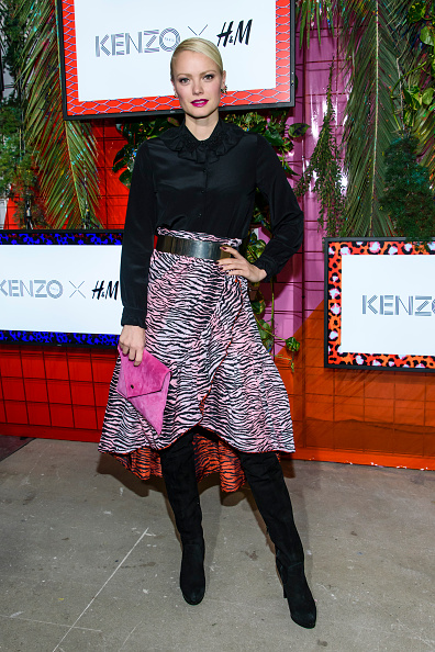 Belt「KENZO X H&M Collection Pre-Shopping Event In Berlin」:写真・画像(6)[壁紙.com]