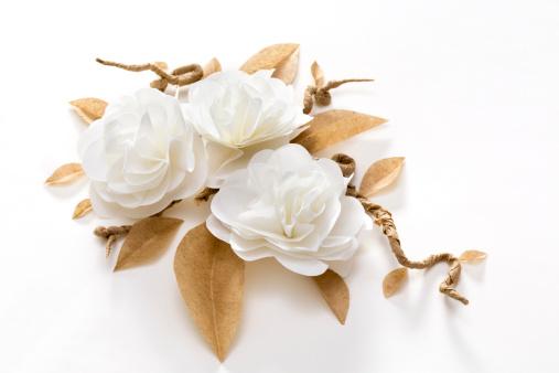 flower「Paper flower」:スマホ壁紙(6)