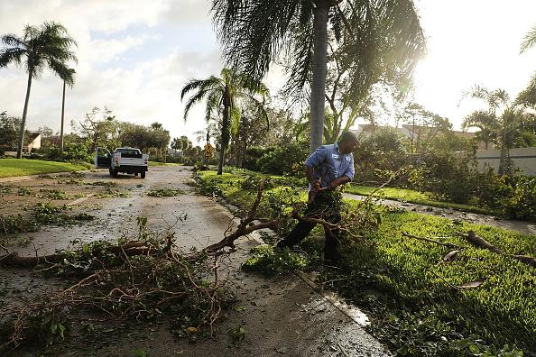 Naples - Florida「Powerful Hurricane Irma Slams Into Florida」:写真・画像(13)[壁紙.com]